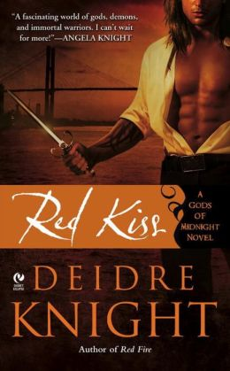 Red Kiss: A Gods of Midnight Novel