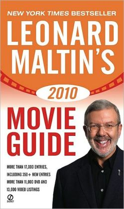 Leonard Maltin's 2010 Movie Guide