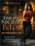 Friday Night Bites (Chicagoland Vampires Series #2)