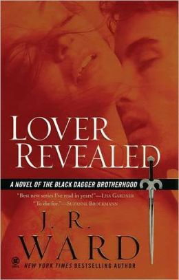 Lover Revealed (Black Dagger Brotherhood Series #4)