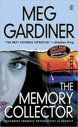 The Memory Collector (Jo Beckett Series #2)