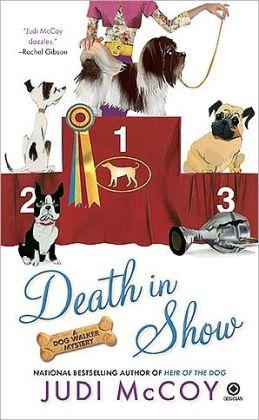 Death in Show (Dog Walker Mystery Series #3)