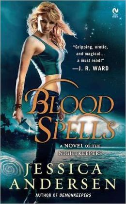 Blood Spells (Final Prophecy Series #5)