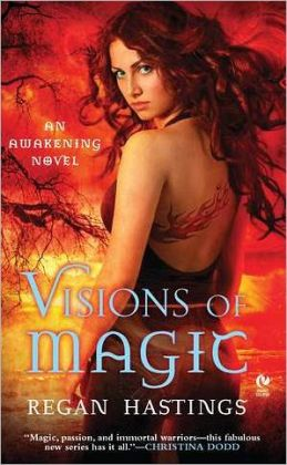 Visions of Magic (Awakening Fantasy Series #1)