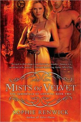 Mists of Velvet (Annwyn Chronicles Series #2)