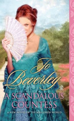 A Scandalous Countess: A Novel of the Malloren World