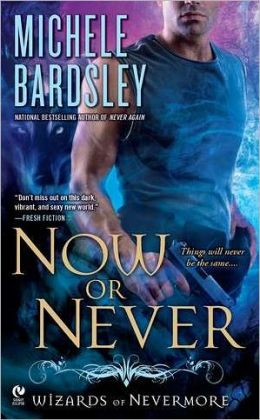 Now or Never (Wizards of Nevermore Series #2)