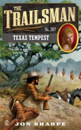 Texas Tempest (Trailsman Series #367)