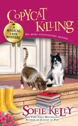 Copycat Killing (Magical Cats Series #3)