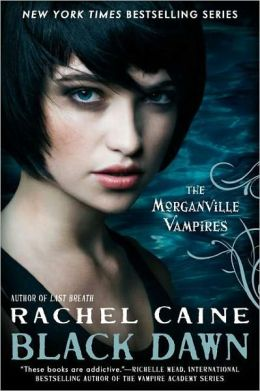 Black Dawn (Morganville Vampires Series #12)