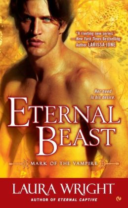 Eternal Beast (Mark of the Vampire Series #4)