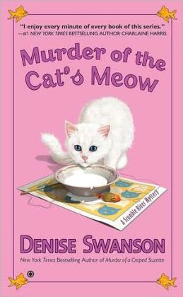 Murder of the Cat's Meow (Scumble River Series #15)