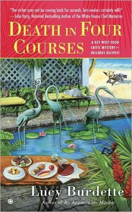 Death in Four Courses (Key West Food Critic Series #2)
