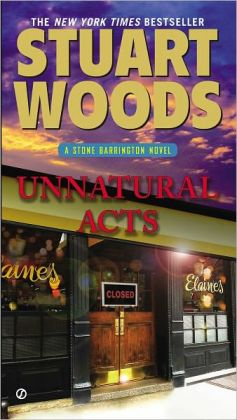 Unnatural Acts (Stone Barrington Series #23)