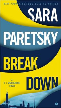Breakdown (V. I. Warshawski Series #15)