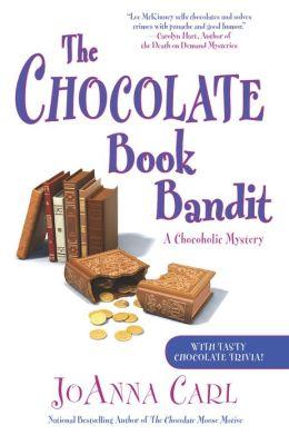 The Chocolate Book Bandit (Chocoholic Mystery Series #13)