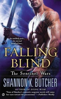 Falling Blind (Sentinel Wars Series #7)