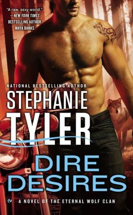 Dire Desires (Eternal Wolf Clan Series #3)