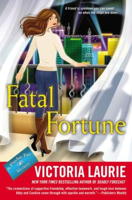 Fatal Fortune (Psychic Eye Series #12)