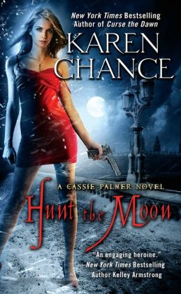 Hunt the Moon (Cassandra Palmer Series #5)