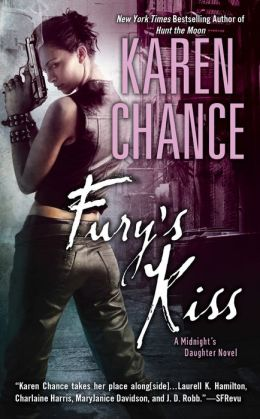 Fury's Kiss (Dorina Basarab Series #3)