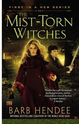 The Mist-Torn Witches (Mist-Torn Witches Series #1)
