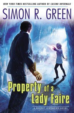 Property of a Lady Faire (Secret Histories Series #8)