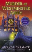 Book Cover Image. Title: Murder at Westminster Abbey:  An Elizabethan Mystery, Author: Amanda Carmack