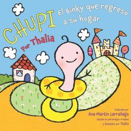 Chupi: El Binky que regreso a su hogar