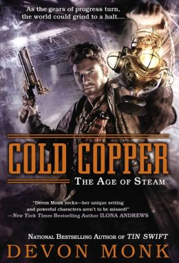 Cold Copper (Age of Steam Series #3)