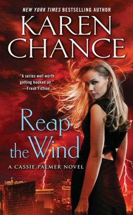 Reap the Wind (Cassie Palmer Series #7)