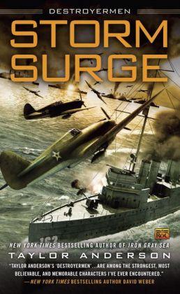 Storm Surge (Destroyermen Series #8)