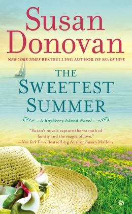 The Sweetest Summer (Bayberry Island Series #2)