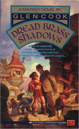 Dread Brass Shadows (Garrett, P. I. Series #5)