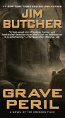 Book Cover Image. Title: Grave Peril (Dresden Files Series #3), Author: Jim Butcher