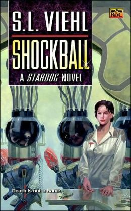 Shockball (Stardoc Series #4)