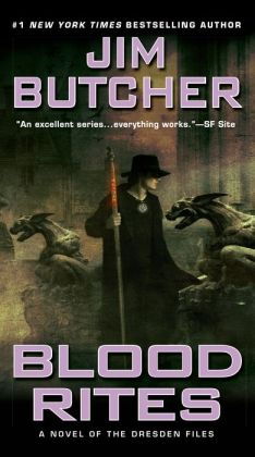 Blood Rites (Dresden Files Series #6)