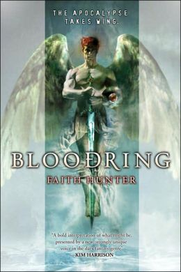 Bloodring (Rogue Mage Series #1)