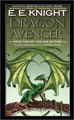 Dragon Avenger (Age of Fire Series #2)