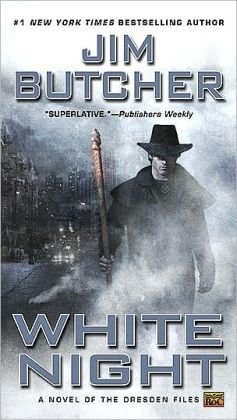 White Night (Dresden Files Series #9)
