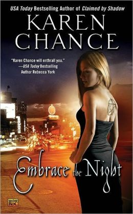 Embrace the Night (Cassandra Palmer Series #3)