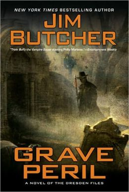 Grave Peril (Dresden Files Series #3)