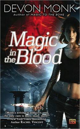 Magic in the Blood (Allie Beckstrom Series #2)