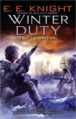 Winter Duty (Vampire Earth Series #8)