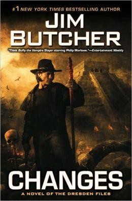 Changes (Dresden Files Series #12)