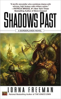 Shadows Past (Borderlands Series #3)
