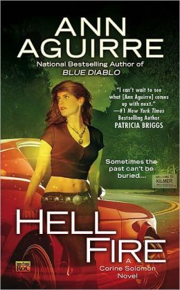 Hell Fire (Corine Solomon Series #2)