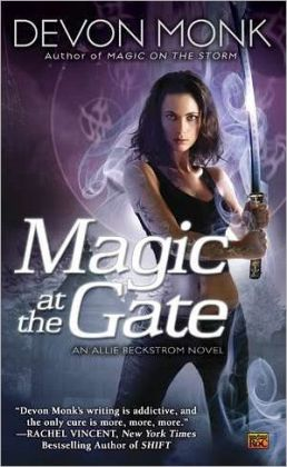 Magic at the Gate (Allie Beckstrom Series #5)