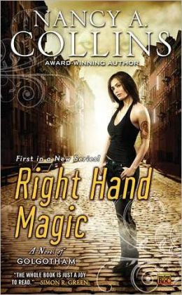 Right Hand Magic (Golgotham Series #1)