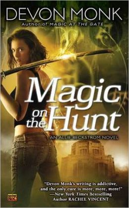 Magic on the Hunt (Allie Beckstrom Series #6)